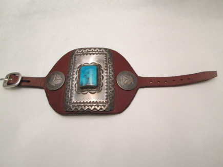 Turquoise Bow Guard
